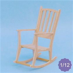 Rocking chair 1/12ème
