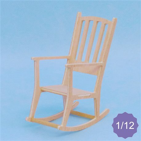 Rocking chair 1/6ème