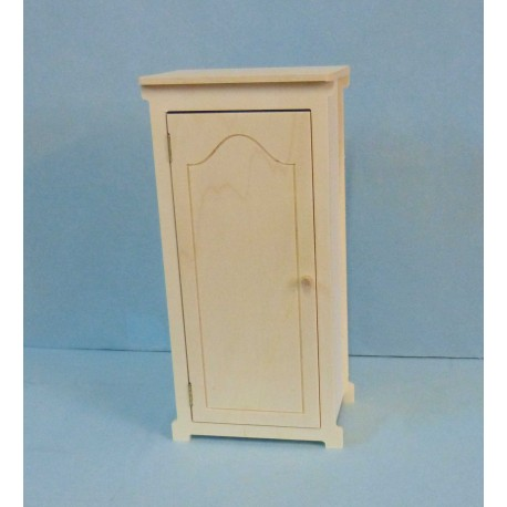 petite armoire penderie miniature pour poup e mannequin. Black Bedroom Furniture Sets. Home Design Ideas