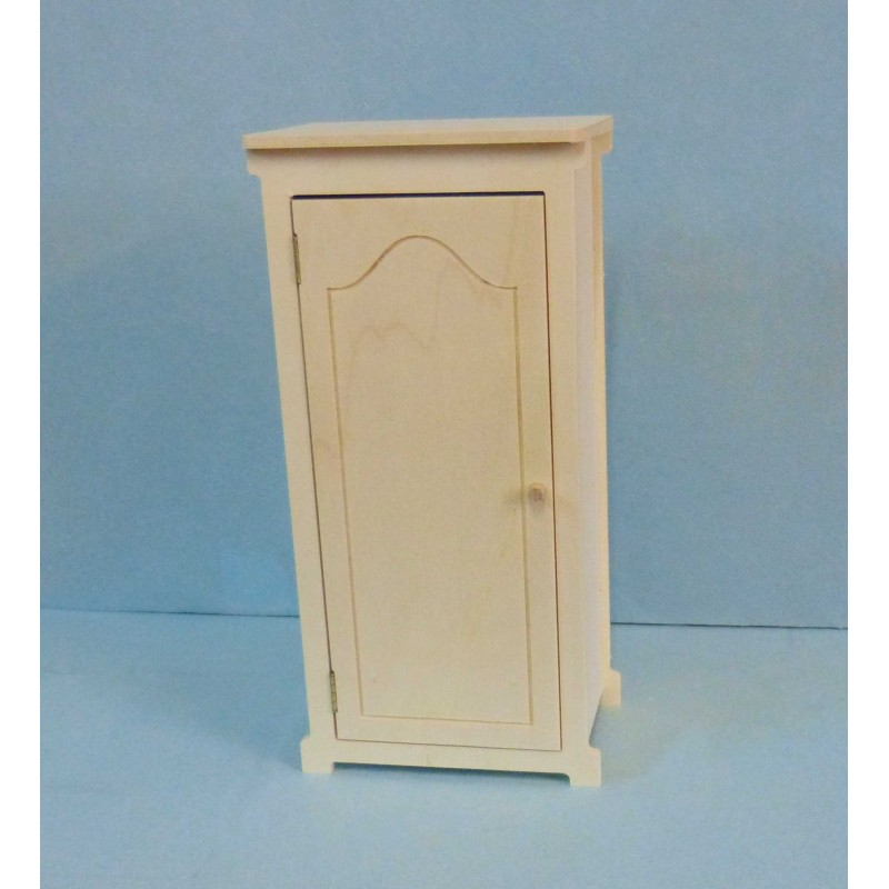 petite armoire penderie miniature en kit pour poup e mannequin ex barbies. Black Bedroom Furniture Sets. Home Design Ideas
