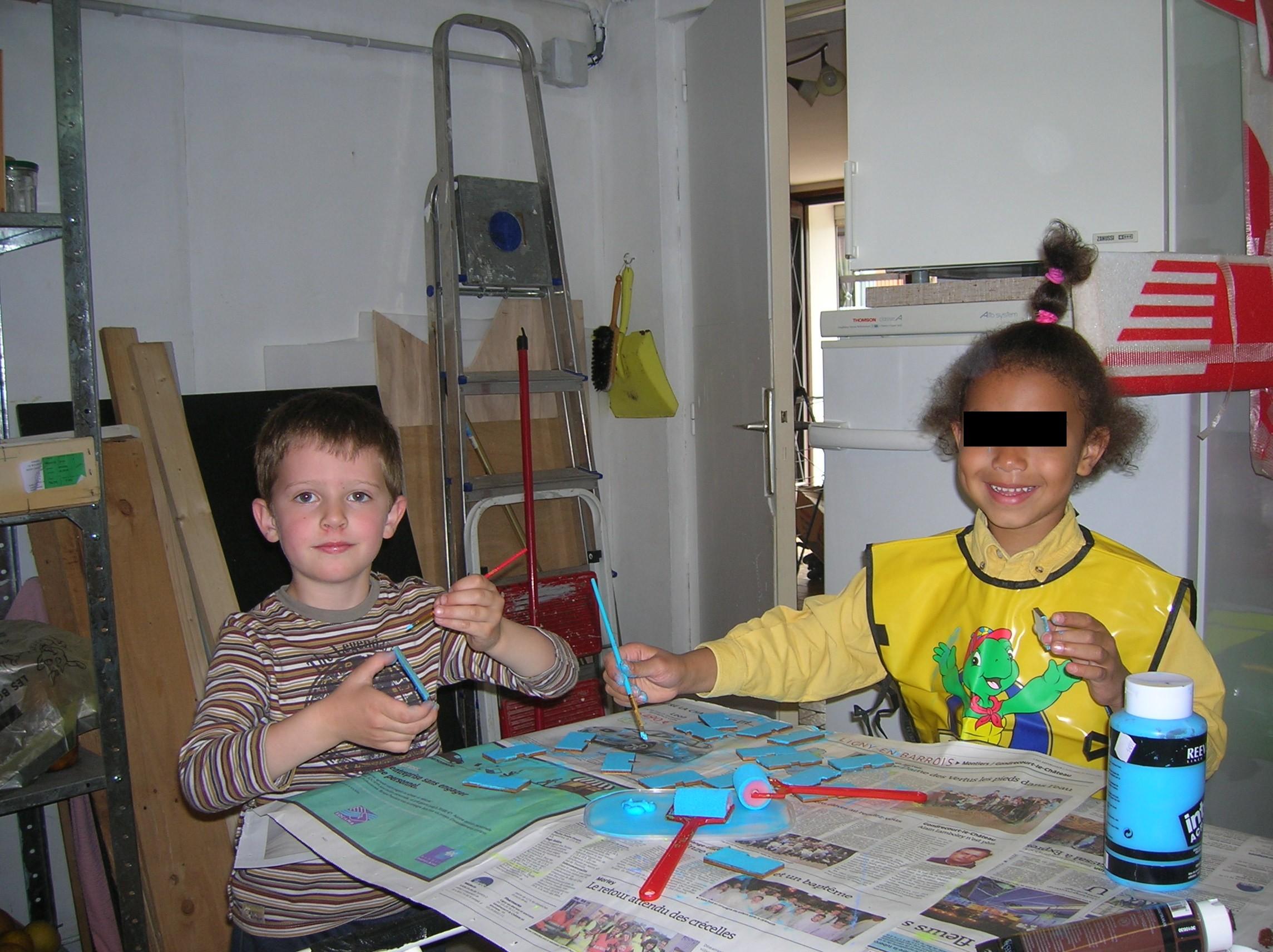 Bricolage pour enfant