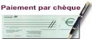 rglement par chque