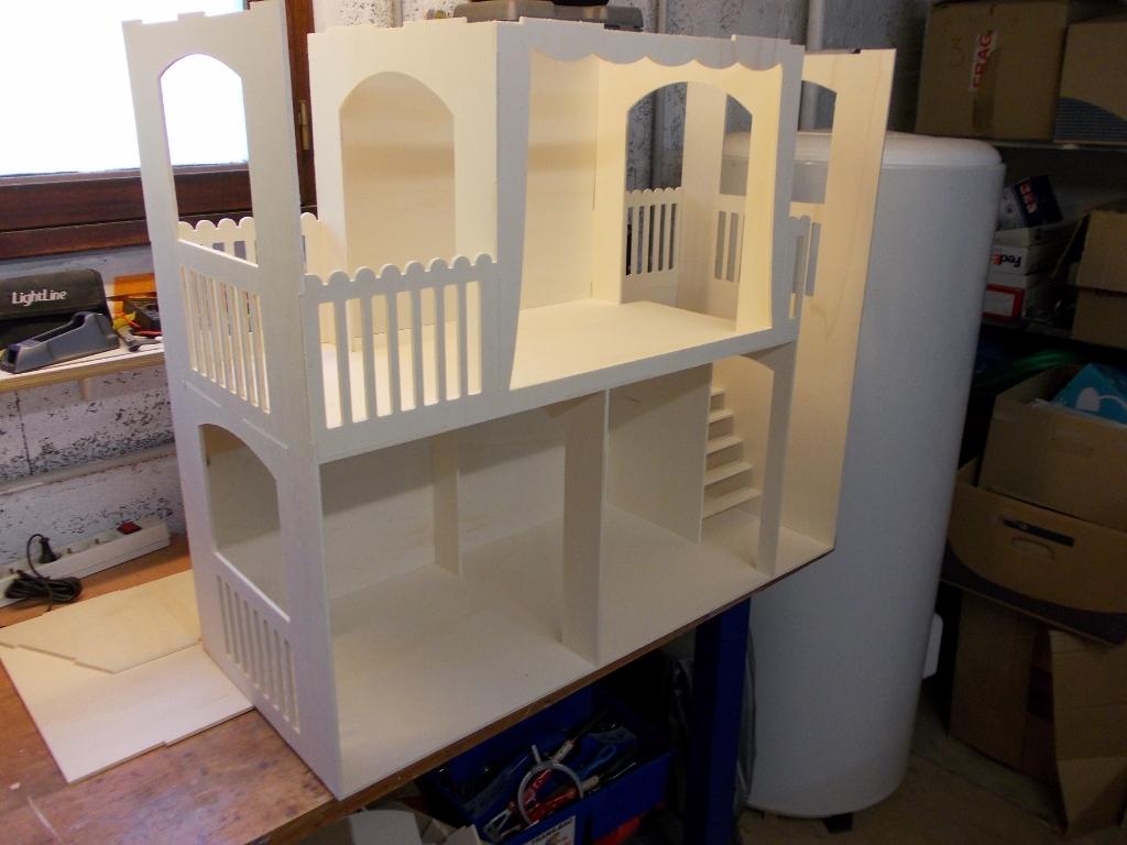 Maisons miniatures a construire ventana blog for Construire une maison terraria